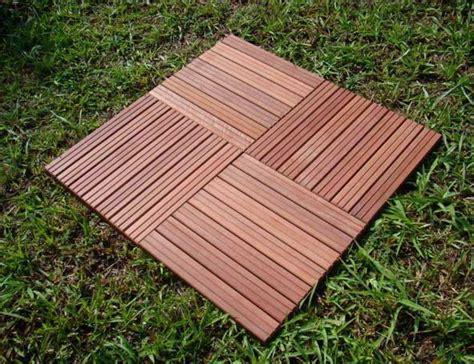 dalle en bois pour terrasse produits dalles terrasses