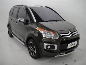 Citroen Aircross 1 6 Exclusive 16v Flex 4p Manual 2011