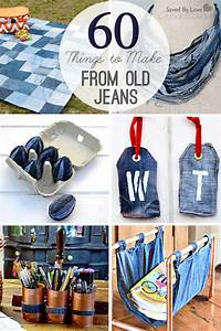 60 Ways to Upcycle Jeans