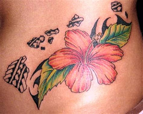 Hibiscus Tattoos Designs, Ideas And Meaning