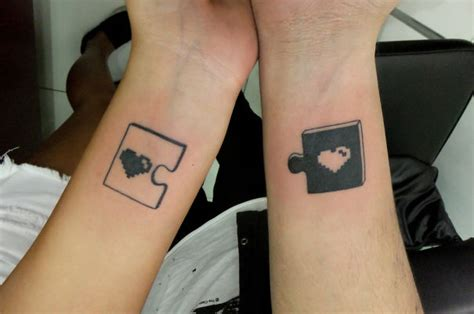 couple tattoos incomplete