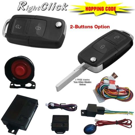 car alarm remote central lock immobiliser vw al hc ebay