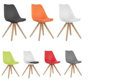 chaise de salle à manger design chaise de salle à manger design daven style scandinave