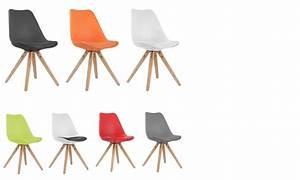 Housse Chaise Scandinave : chaise de salle manger design daven style scandinave ~ Teatrodelosmanantiales.com Idées de Décoration