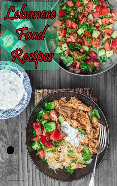 lebanese food recipes  android apk