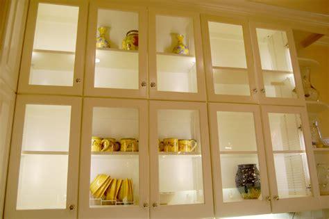 lighting inside kitchen cabinets led cabinet interior lighting traditional kitchen st 7052