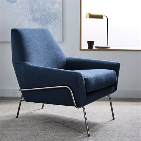 Lucas Wire Base Chair   west elm