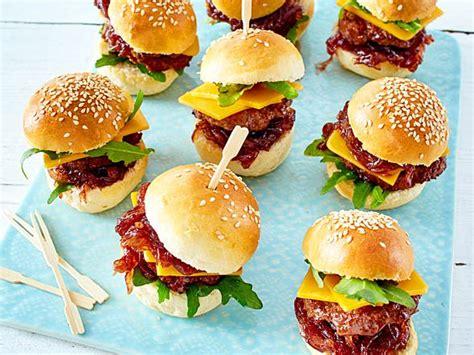 Herzhafte Snacks Für Party Und Buffet