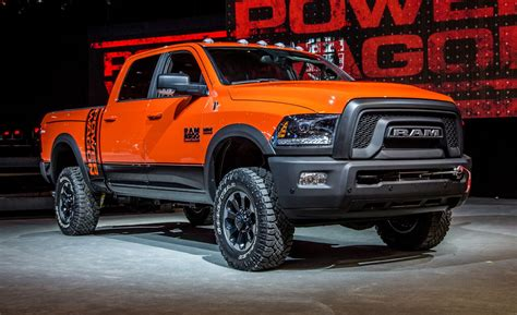2017 Ram Power Wagon Photos And Info