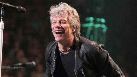 Bon Jovi Ends Pittsburgh Concert Early Blames Sore Throat