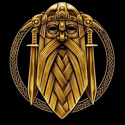Viking Odin Norse God Graphic Celtic Tattoo