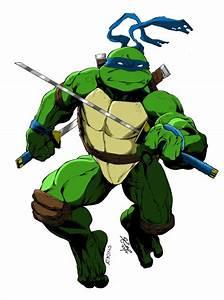 Leonardo Colors- Teenage Mutant Ninja Turtles by ...