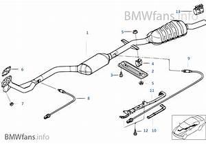 Bmw E46 318i Exhaust System