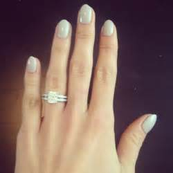 almond nails inc - Nordstrom Engagement Rings