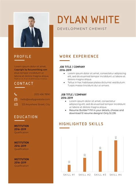 Each resume template is expertly designed and follows the exact resume rules hiring managers look for. 60+ Free Word Resume Templates in MS Word | Download Docx ...