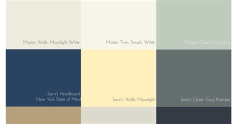 rusch design picking a palette for your whole house