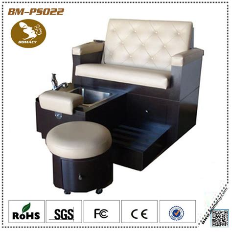 spa pedicure chairs with no plumbing in