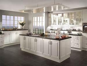 Modele De Cuisine Cuisinella : la cuisine blanche le blog des cuisines ~ Premium-room.com Idées de Décoration