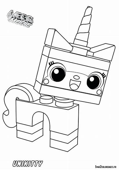 Coloring Pages Unikitty Lego Avengers Printable Getcolorings