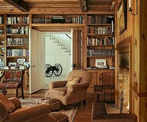 60, Home, Library, Design, Ideas, With, Stunning, Visual, Effect