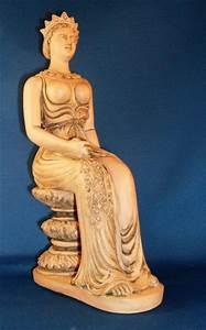 Greek Goddess Hera Statue - Roman Goddess Juno