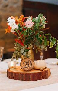 Autumn, Wedding, Table, Centerpieces, For, Varying, Wedding, Themes