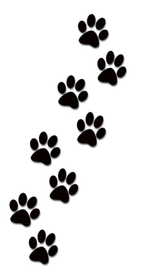 Wolf's Paw Tattoo Designs