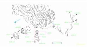 21110aa690 - Water Pump Assembly  Cooling  Maintenance  Engine