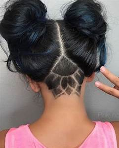 Nape Shaved Design Women for 2018 Best Nape Haircut Ideas Page 3 of 9