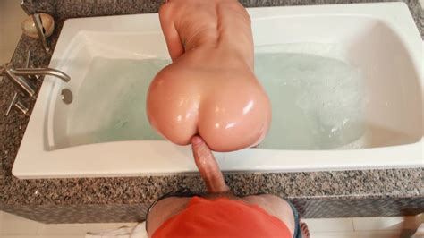 Pov Fuck In The Bathroom And Bedroom Before Date Night Jada