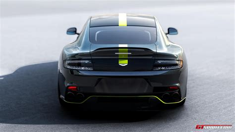 official aston martin amr brand rapide   vantage