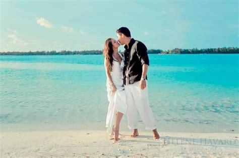 Charlie & Zaw Dreamy Bora Bora Destination Wedding Tulle & Chantilly Wedding Blog