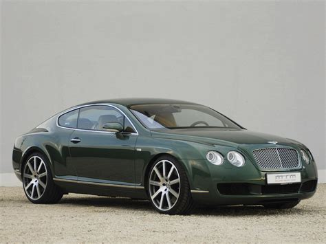 Bentley Continental Photo by Mtm Bentley Continental Gt Picture 36945 Mtm Photo