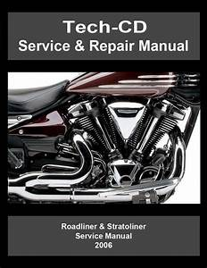 Yamaha Roadliner  U0026 Stratoliner Service  U0026 Repair Manual