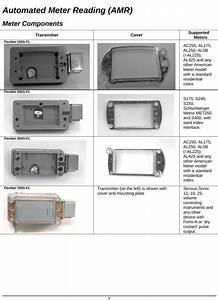 Sensus Metering Systems Gfl Gas Meter Data Transmitter