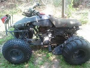 87 Honda Trx 125 No Spark