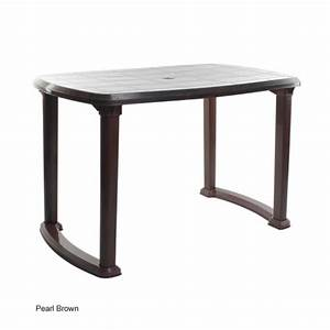 Plastic dining table available at shopclues for rs3400 for Plastic dining table