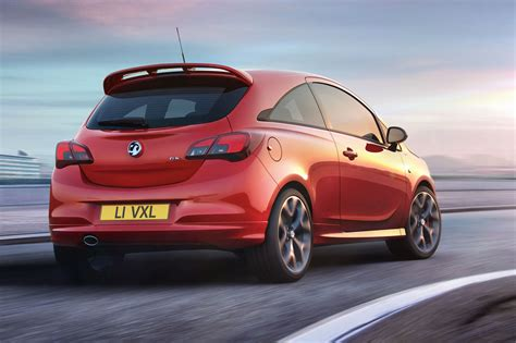 Vauxhall Corsa Gsi Performance Specs Confirmed  Car Magazine