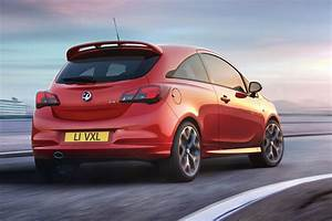 Vauxhall Corsa Gsi  Performance Specs Confirmed