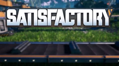 How to install satisfactory download free. SATISFACTORY IS MULTIPLAYER - YouTube