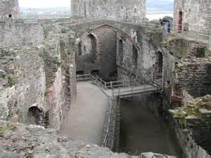 Inside Medieval Castles Interior