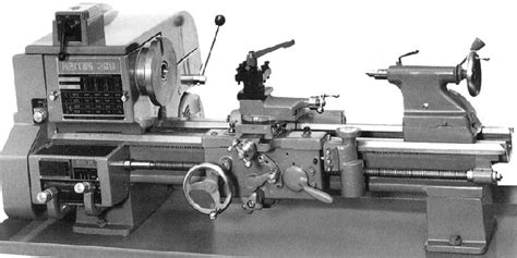 review hercus  atm bench lathe