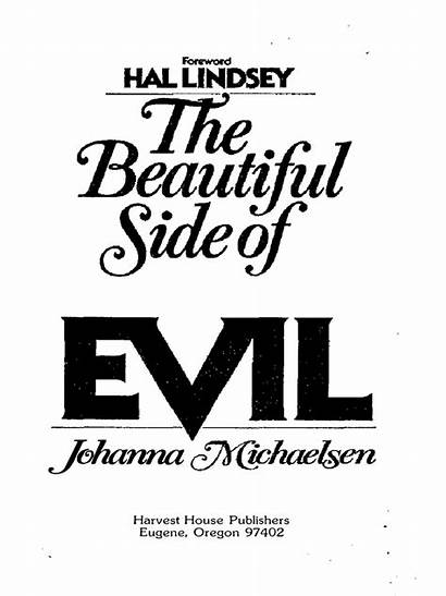 Johanna Evil Side Michaelsen