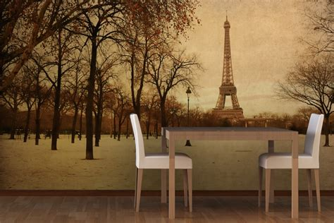 paris paris wallpaper  bedroom