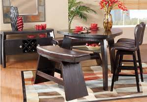 HD wallpapers pub dining set with bench