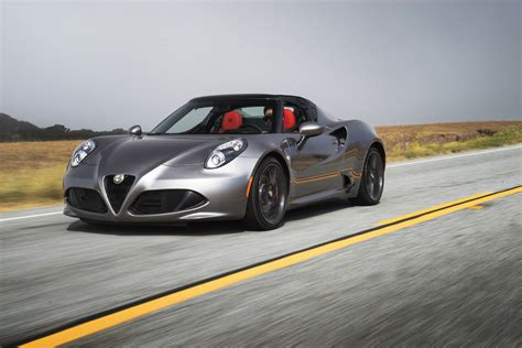 2016 Alfa Romeo 4c Reviews And Rating