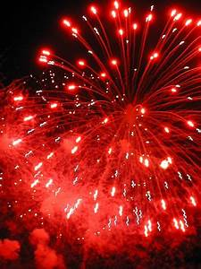 red fireworks | Red | Pinterest
