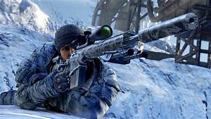 AWESOME GAME ABOUT MODERN SNIPER ON PC Sniper Ghost
