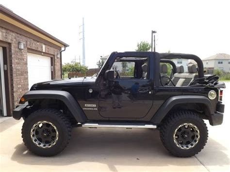 jeep wrangler 2 door modified buy used 2001 jeep wrangler se sport utility 2 door 2 5l
