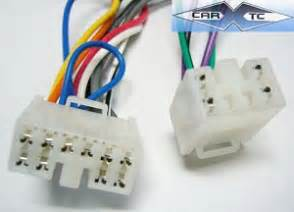 Toyota Avalon Factory Car Stereo Wiring